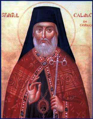 Sf. Ierarh Calinic de la Cernica