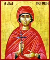 Sf. Mucenita Miropa