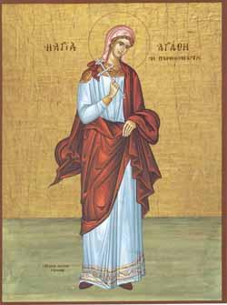 Sfanta Agata