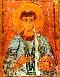 Sf. Mucenic Ermil