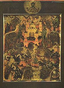 Sf. cuviosi ucisi in Sinai si Rait