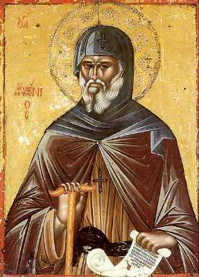 Cuviosul Părintele nostru Antonie cel Mare