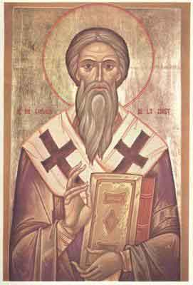 Sf. Ierarh Ghelasie de la Ramet