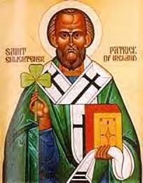 Sfantul patrick, iluminatorul Irlandei