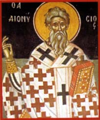 Dionisie Areopagitul
