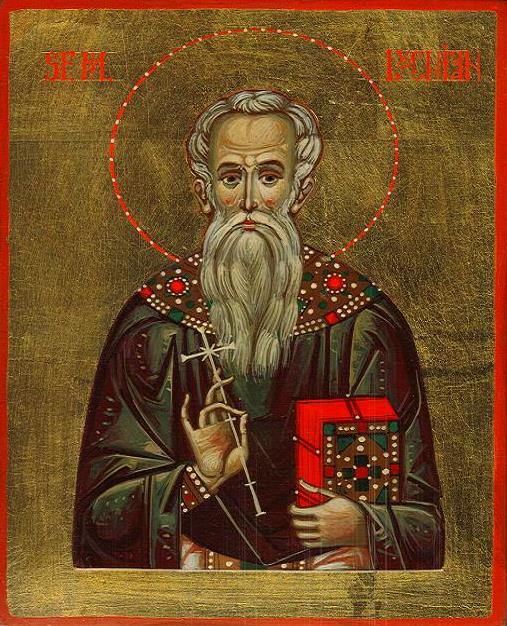 Sfântul Sfintit Mucenic Luchian (Lucian)