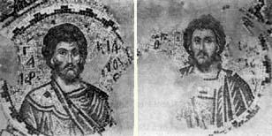 Marchian (Marcian) si Martirie (Martiriu)