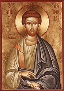 sf; apostol Natanael