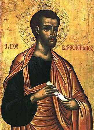 Bartolomeu apostolul