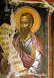 Sf. prooroc Elisei