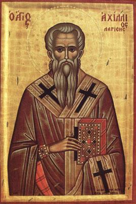 Sf. Ierarh Ahile
